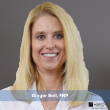 Ginger Bell, FNP Inlet Medical Associates